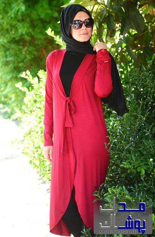 مدل مانتو ریون دخترانه