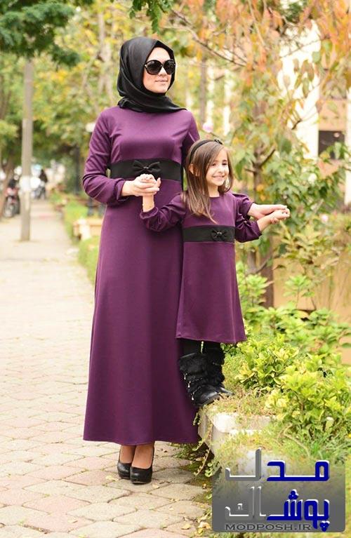 مدل لباس ماکسی بلند