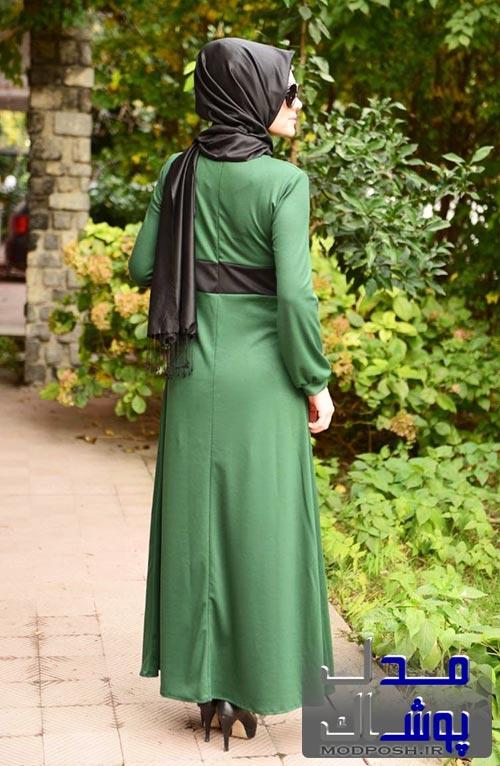 لباس ماکسی دخترانه