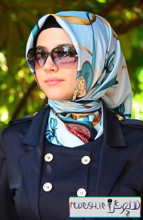 مدل روسری جدید