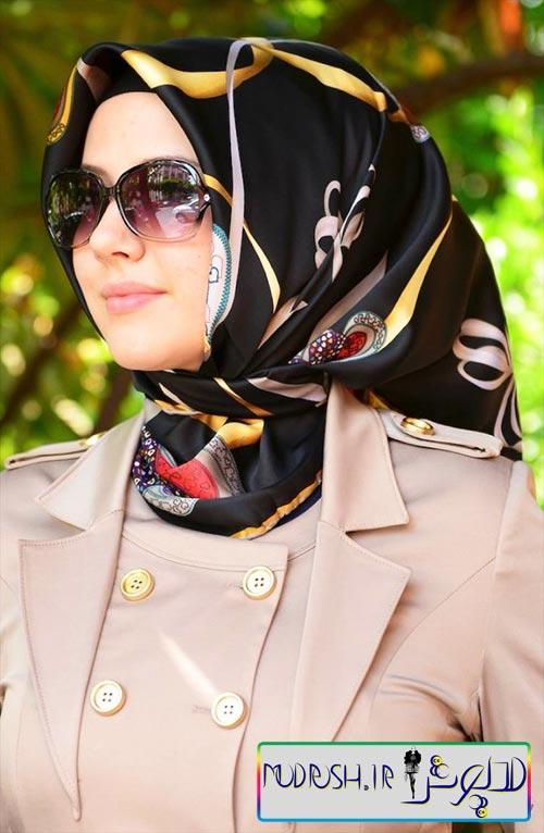 روسری دخترانه