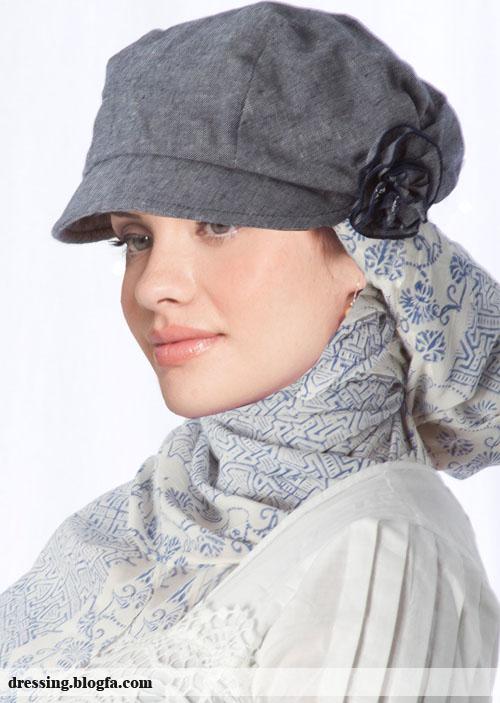 مدل کلاه دخترانه مجلسی_۱