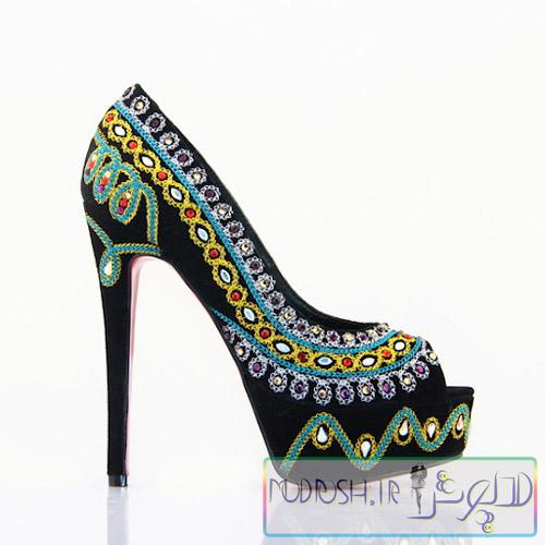 مدل کفش مجلسی دخترانه و زنانه_۱