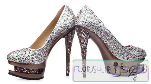 مدل کفش مجلسی دخترانه و زنانه_۲