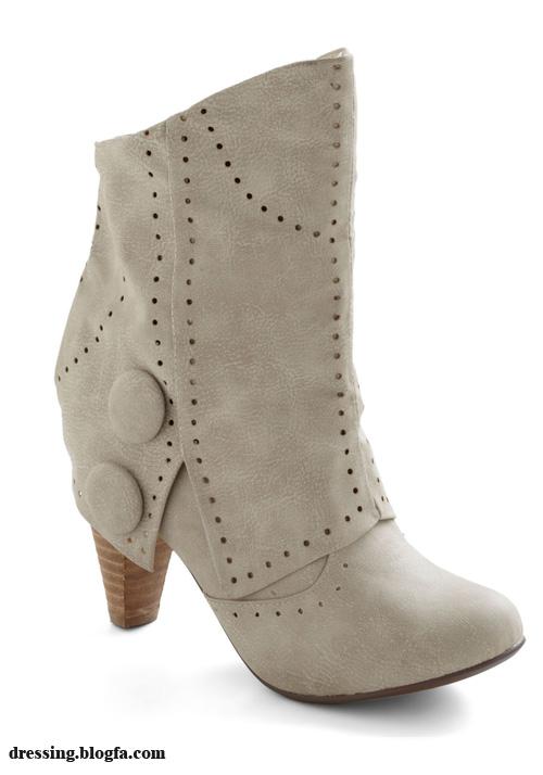 مدل کفش و بوت دخترانه و زنانه_۲