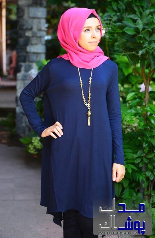 لباس تونیک دخترانه