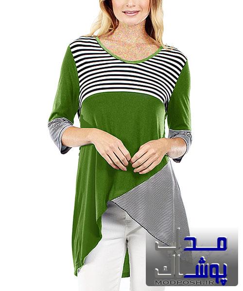 مدل تونیک ریون دخترانه